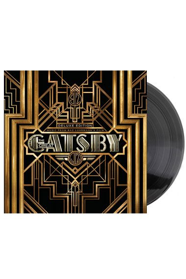 Great Gatsby OST Vinyl, definitely going to be one of the first records I'd buy if I get one.