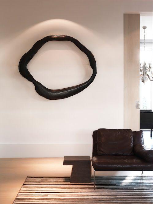 Mathieu Nab Sculptures I Modern Art Book I Photography by Frank Brandwijk I Interior 'Modern Classic' 'Wood'