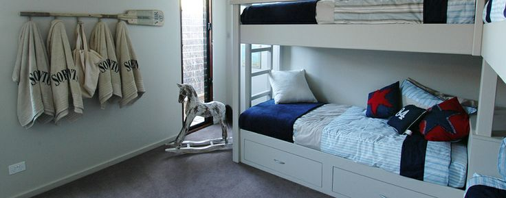 4 Bed Bunk Room