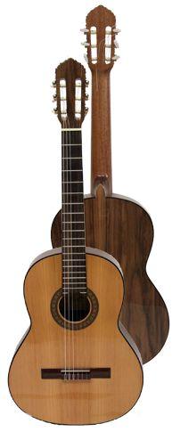 Ver Modelo B5 Guitarra Clásica del Contructor de Guitarras Francisco Bros en el Blog de Guitarras Artesanas