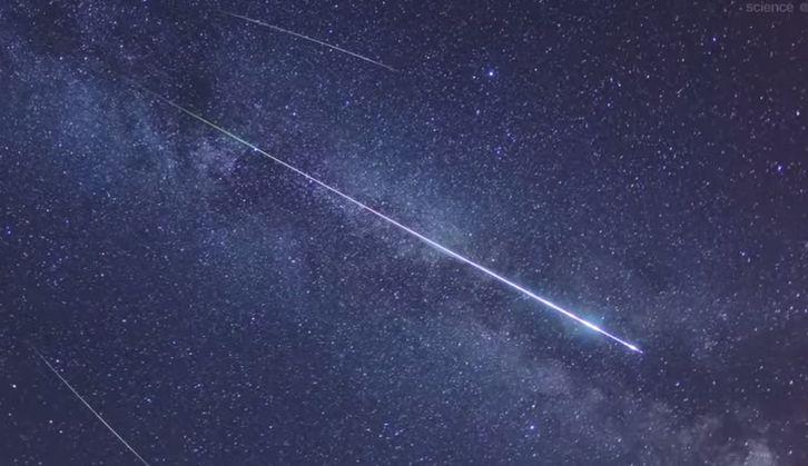 Perseid Meteor Shower 2014 Peak Battles Supermoon