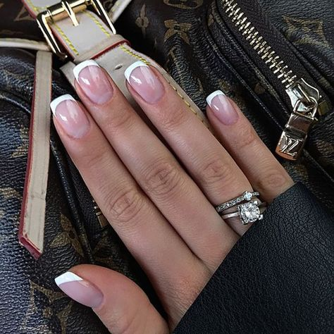 25+ Best Ideas about French Manicure Designs on Pinterest | French ...