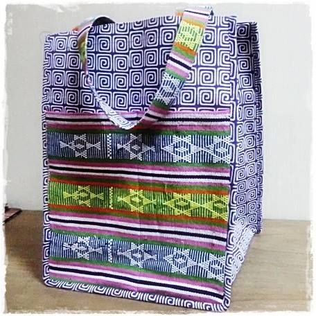 Shopping bag by Tan Living.