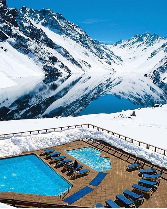 Hotel Portillo, Chile ❄️