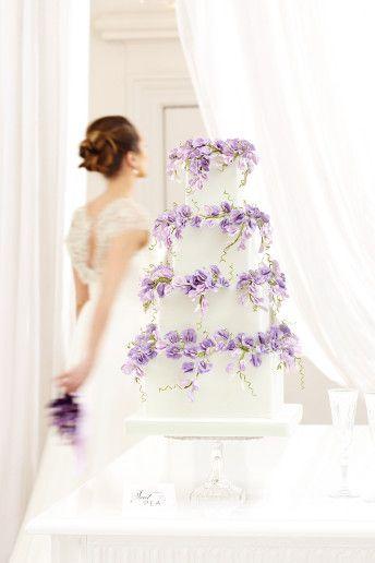 Wedding Magazine - Preview: Peggy Porschen's Floral Wedding Cake Collection