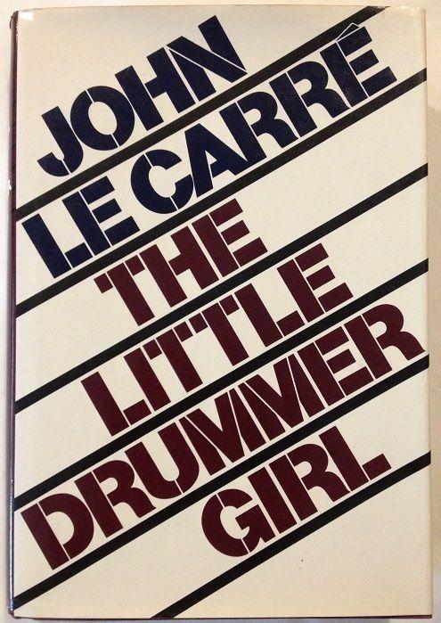 The Little Drummer Girl by John Le Carré (1983, Hardcover w/Dust Jacket) BMC