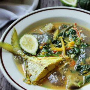 Papeda, Sago Congee, Maluku and Papua, Indonesian Food