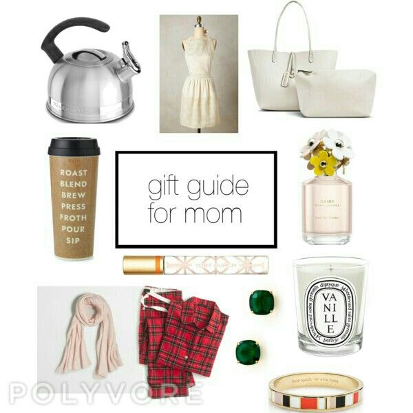 Gift guide for mom: