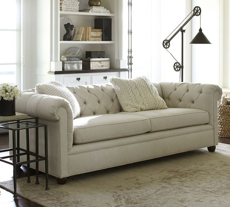 Pottery Barn Wood Furniture Quality: 1000+ Ideas About Pottery Barn Sofa On Pinterest