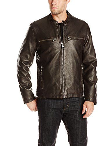 Best cheap leather jackets for men yet premium quality. All the Men's Leather Jackets from big brands on sale for tall and small men to get a stylish look.