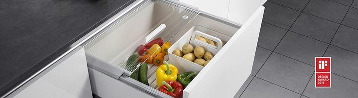 Pantry-Box - Hailo Einbautechnik