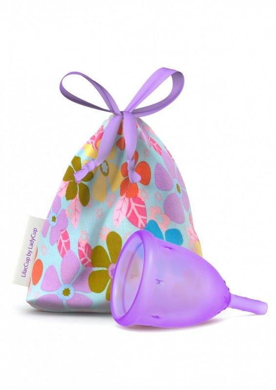 Ladycup Menstrual Cup - Lilac