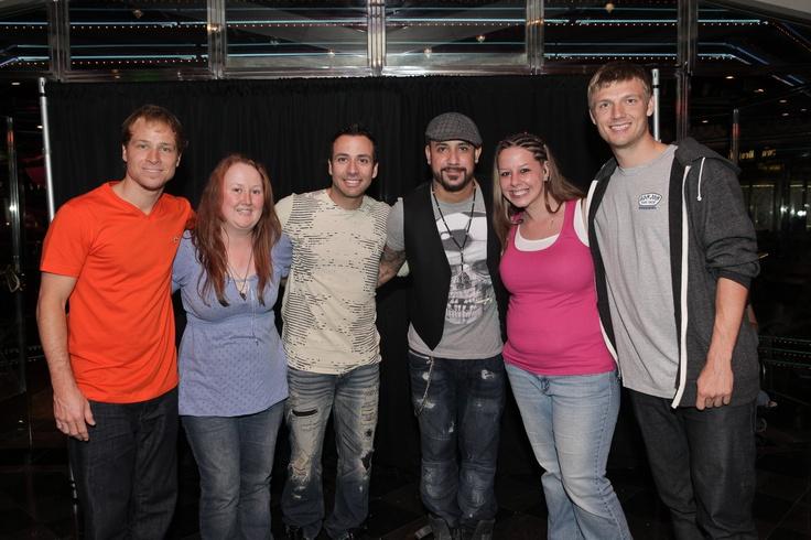 Backstreet Boys Cruise 2010