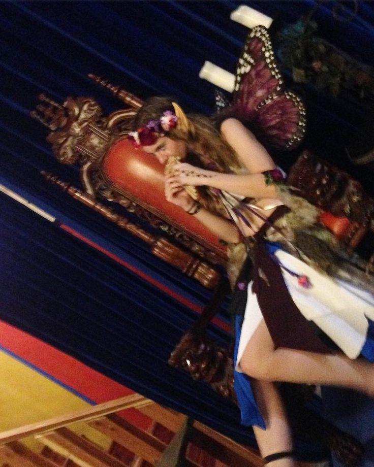 Fairy taking over the throne yeet - #sherwoodforest #renaissancefestival #rensfest #renaissancefaire #fairy #butterfly #butterflyfairy #fey #dragon #elf #flowers #costume #cosplay #cosplaygirls #fairycostume #fairycosplay #costumedesign #costumedesigner #girl #model #modeling #costumer #cosplaygirl #cosplayer #cosplayersofinstagram #cosplaying #art