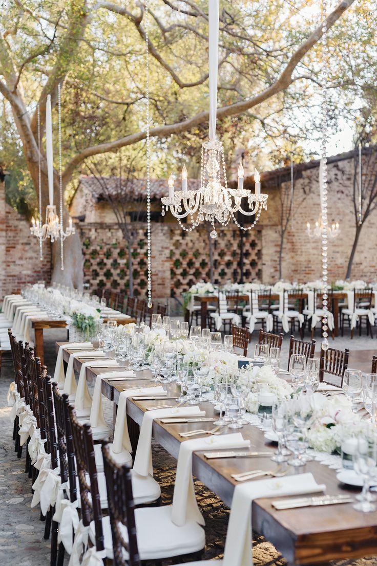 Photography: Jana Williams Photography - jana-williams.com Read More: http://www.stylemepretty.com/california-weddings/2015/06/01/elegant-hummingbird-nest-ranch-wedding/