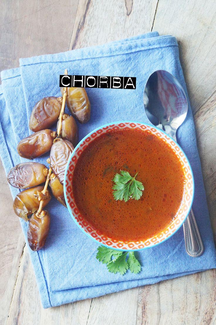 Chorba Algérienne, recette facile
