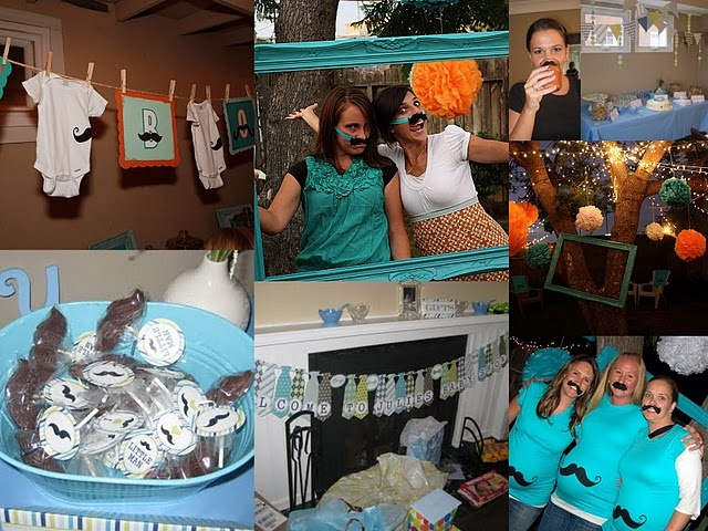 Mustache baby shower: Shower Ideas, Photos Booths, Mustache Bash, Mustache Baby Showers, Baby Shower Ev, Baby Showers Oh, Pictures Frames, Bash Baby, Baby Shower