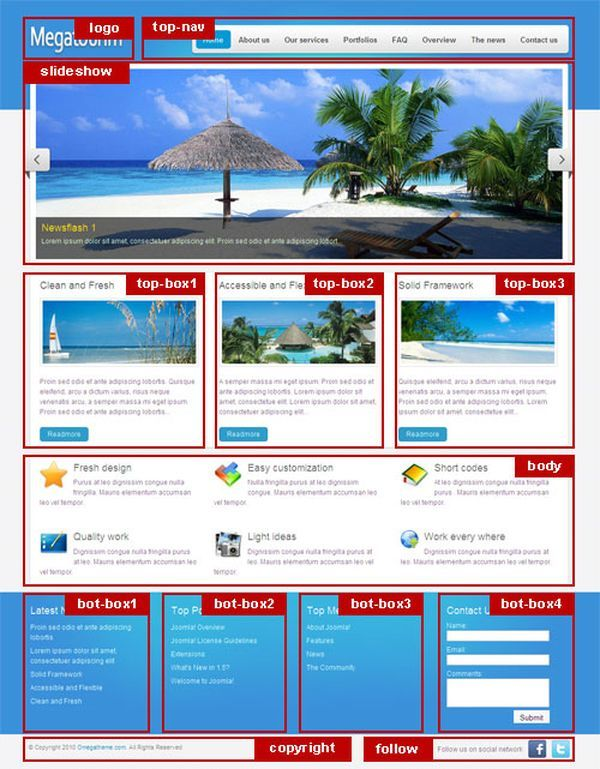 103 best images about joomla resources extensions templates