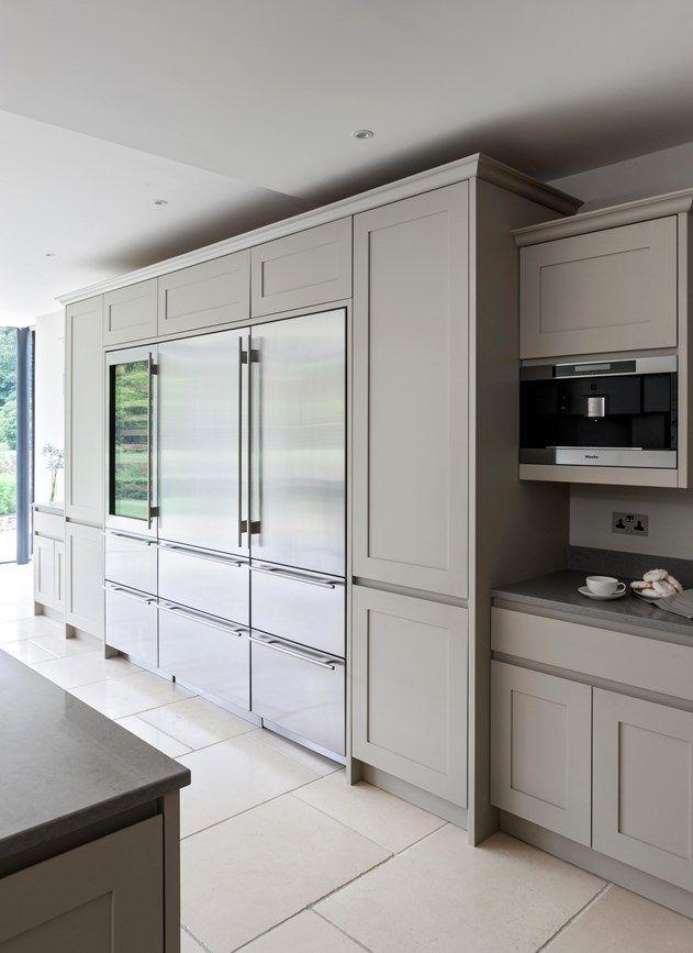 Style and color of cabinets - i.e. MS Sharkey Gray. Counter - slate, soapstone, dark gray.