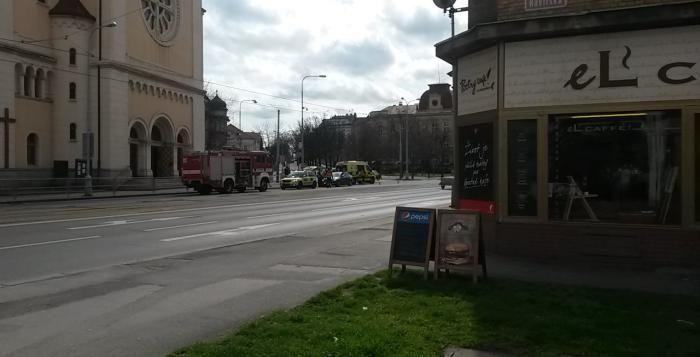 Smrtelná nehoda v Plzni