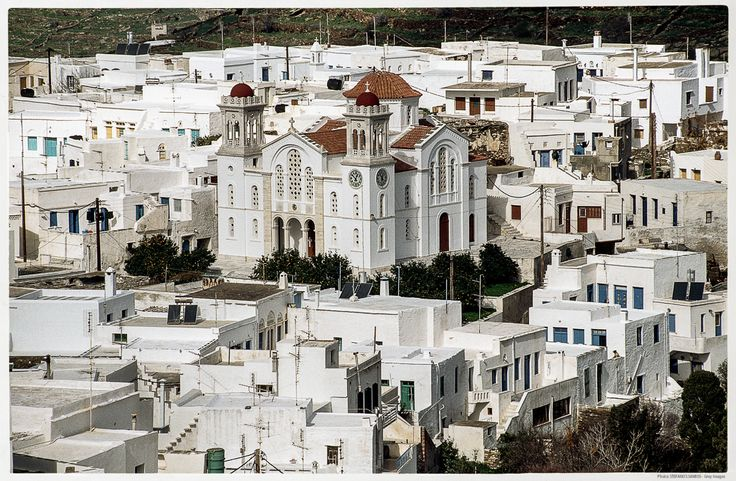 Pirgos village, Tinos.  Where the marble art was born..  Photo by Stefanos Samios  Upscale Photography Vacations www.greecephotoworkshops.com
