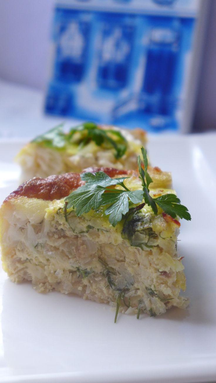 Быстрый рыбный пирог от доктора Франка - Foodclub — кулинарные рецепты с пошаговыми фотографиями