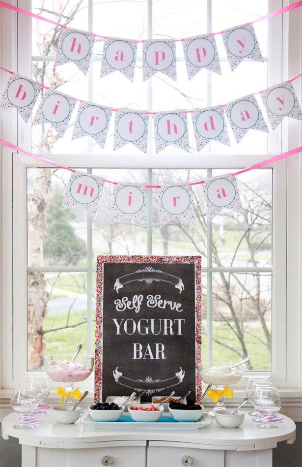 Slumber Party Ideas + How to host a tween or teen party with a positive uplifting message from @Deanna at Mirabelle Creations , contributor at thecelebrationshoppe.com #slumberparty #teenpartyideas #pinkparty