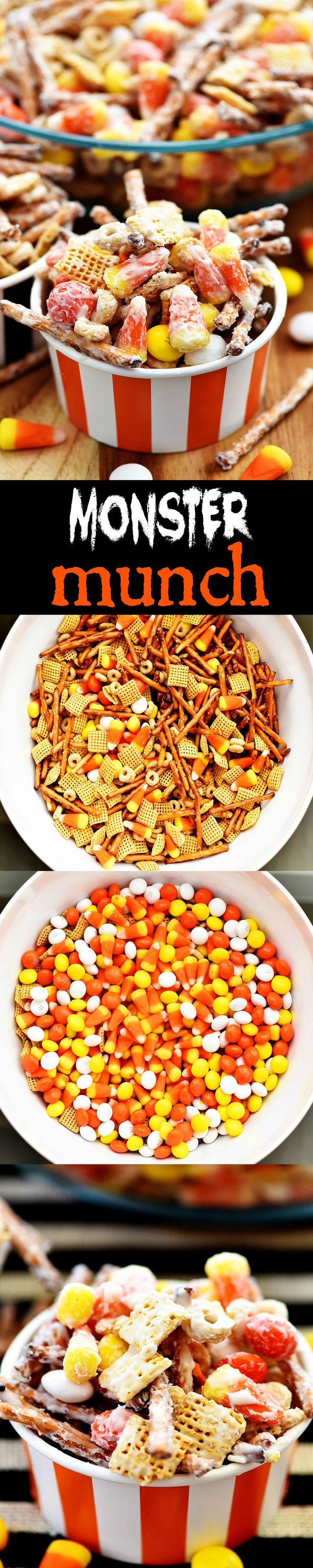 We love this easy Halloween treat!
