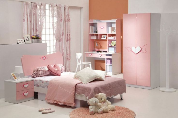 Cute Modern Bedroom Ideas Creativity Interesting Small Bedroom Design Sweet Fittings Representation, Calm Pink Teenage Girls Bedroom Decoration Ideas With Beautiful Nice Pink Small Closet 940x626 Cool Bedroom Ideas Stunning Ideas To Paint A Bedroom Craftsman Style