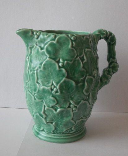Sylvac ivy vase ....