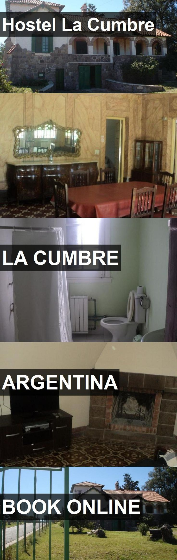 Hostel La Cumbre in La Cumbre, Argentina. For more information, photos, reviews and best prices please follow the link. #Argentina #LaCumbre #travel #vacation #hostel