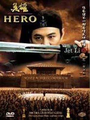 Hero DVD #Hero, #JetLi, #DVD