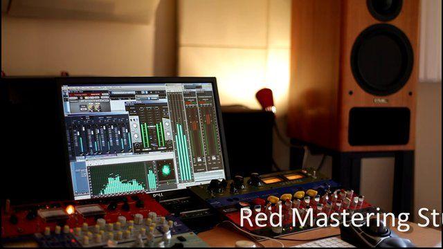 Audio Mastering Sample Hip Hop #3. Online Mastering, CD Mastering Studio, http://redmastering.co.uk Professional Mastering Audio Top Analog Gears, Low Prices, Great Customer Service