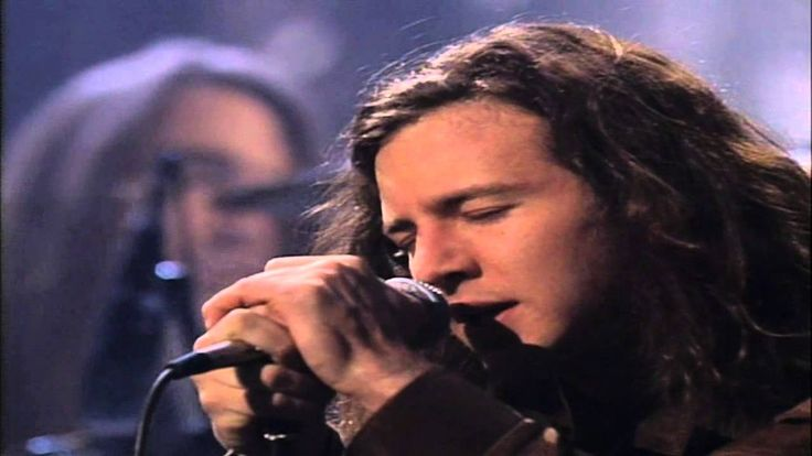 Pearl Jam - Jeremy (MTV Unplugged) HD