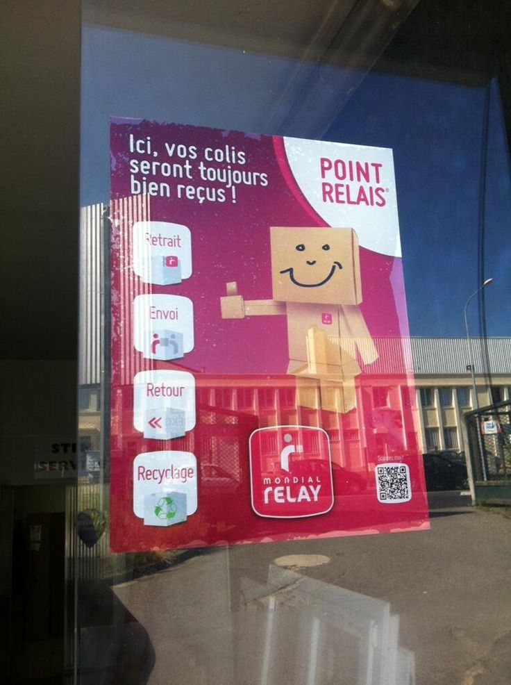 47 best sector information in 2014 images on pinterest - Mondial relay paris ...