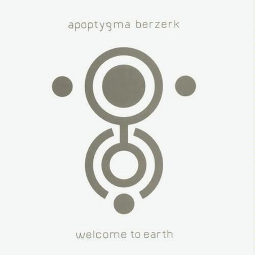 """APOPTYGMA BERZERK """"Welcome To Earth"""" (CD 2000) 13-Tracks ***EXCELLENT***"""