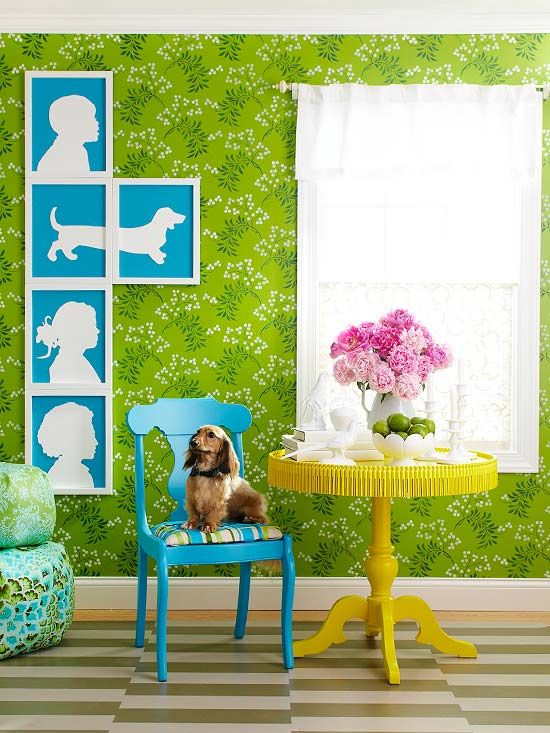 Cultivate a Family Tree. to cute: Wall Art, Silhouette Art, Idea, Color, Families Trees, Weiner Dogs, Wiener Dogs, Diy, Families Portraits