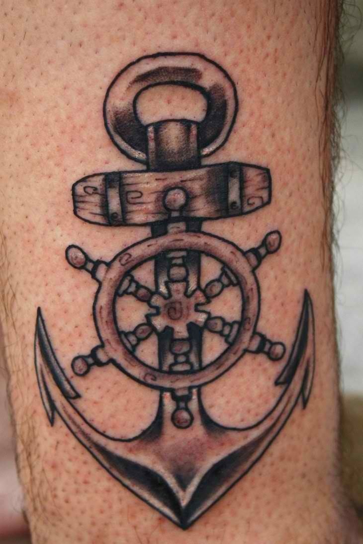 ancre tattoo
