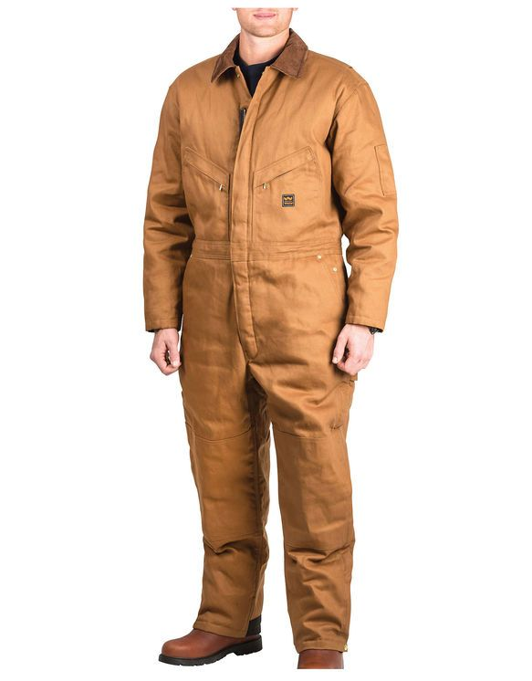 Zero-Zone by Walls® Duck Insulated Coverall