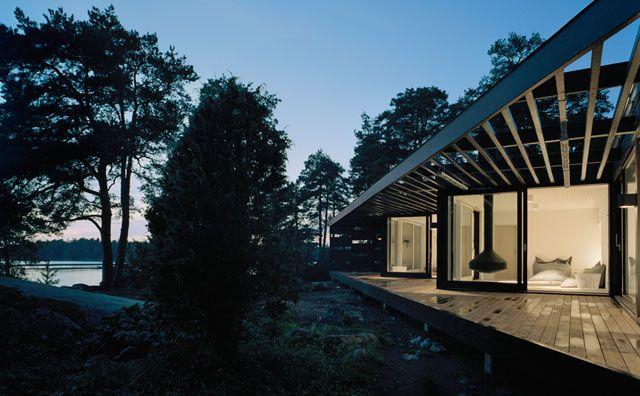 Archipelago House by Tham
