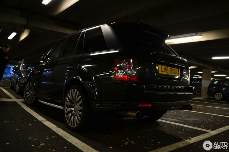 Land Rover Range Rover Sport Supercharged Project Kahn RS600 Cosworth 4