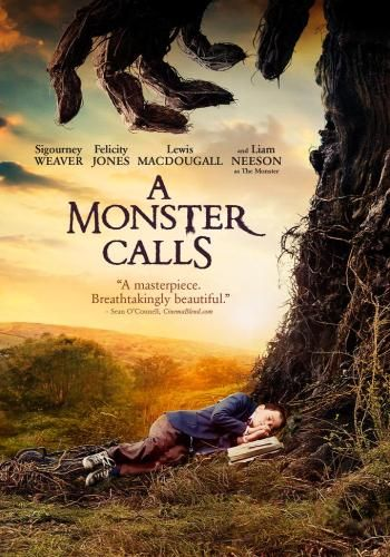 A Monster Calls for Rent, & Other New Releases on DVD at Redbox