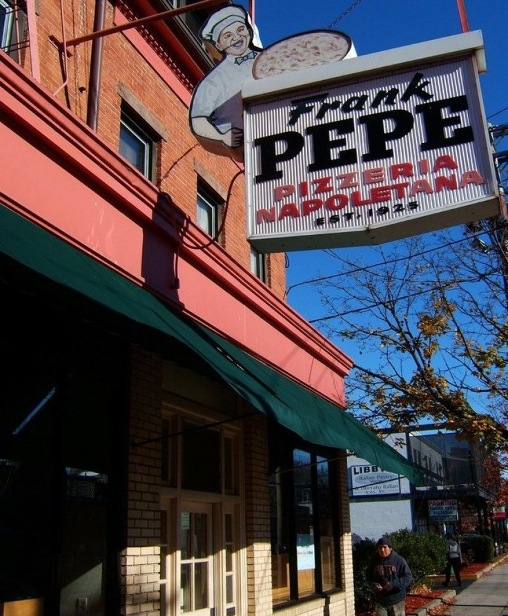 Frank Pepe Pizzeria Napoletana, New Haven, CT