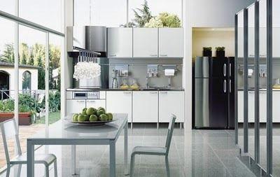 Decoracion para Cocinas Minimalistas - Para Más Información Ingresa en: http://imagenesdecocinas.com/decoracin-para-cocinas-minimalistas/