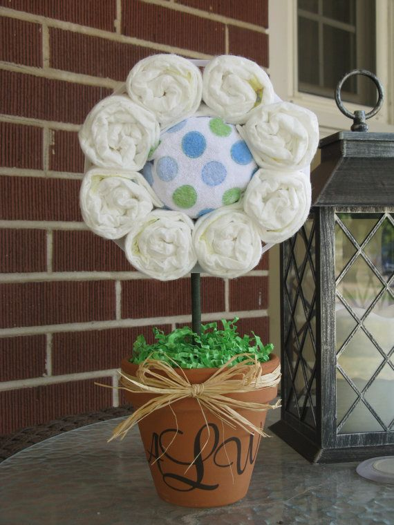 Diaper Daisy by TamLove on Etsy, $15.00