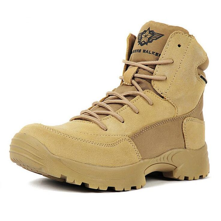 ==> [Free Shipping] Buy Best New Outdoor Hiking Boots Special Forces Tactical Boots. Men's Desert Combat Boots Online with LOWEST Price | 32677291027
