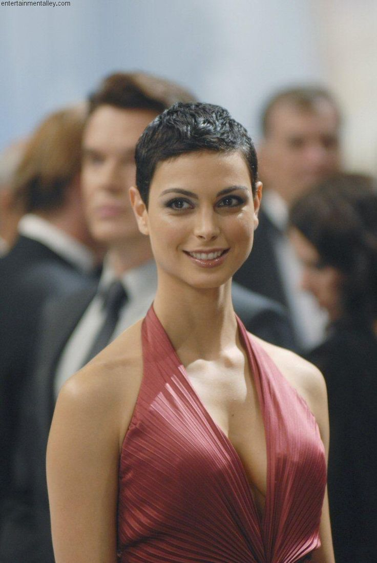 v haircut 14 best images about morena baccarin on 2009