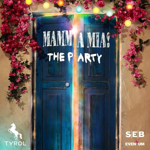 Mamma Mia - The Party Enter Nikos Taverna to where the temperature is set to Greek high summer, the food is set to tasty Mediterranean buffet, and the vibe is set to unforgettable fun.   #mammamia #abba #party #Mediterranean #greece #london #sweden #dance #taverna #summer #fun #lifeofriley