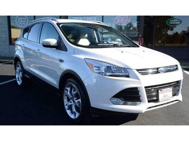 2014 Ford Escape Awd Titanium 4dr Suv 4 New Tires Volkswagen