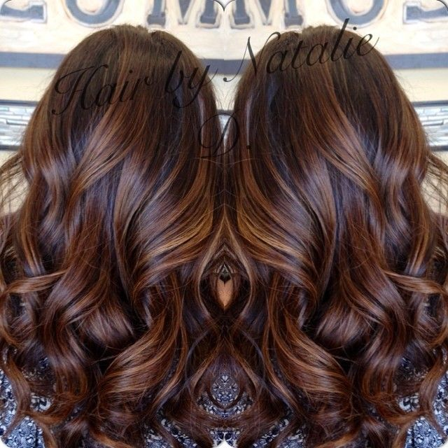 """Subtle #balayagehighlights for the lovely @neni1269  #balayagehaircolor…"